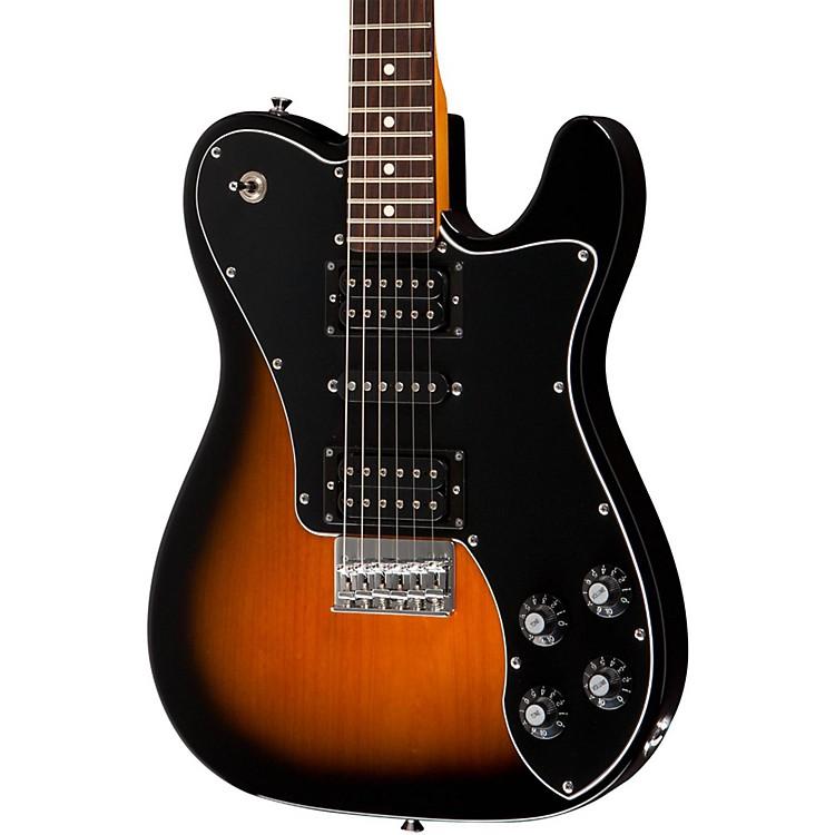 SquierJoe Trohman Telecaster Electric Guitar2 Color Sunburst