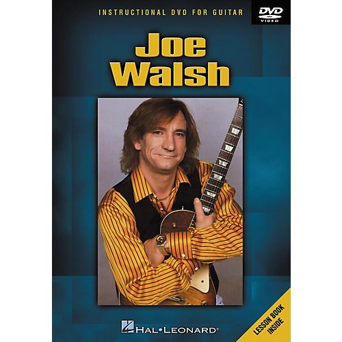 Hal Leonard Joe Walsh (DVD)