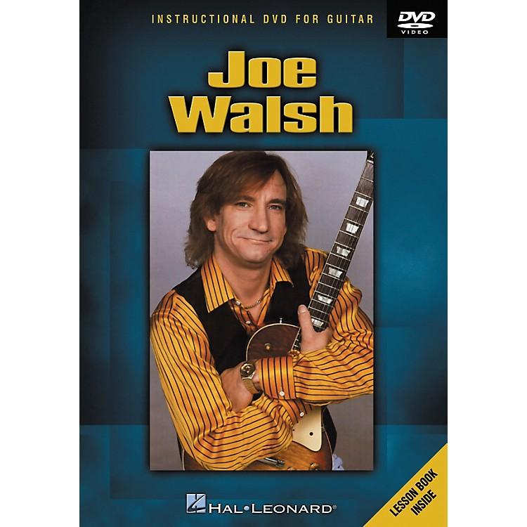 Hal LeonardJoe Walsh (DVD)