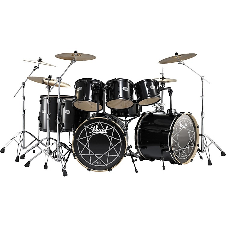 Pearl Joey Jordison Export 7-Piece Double Bass Drum Set