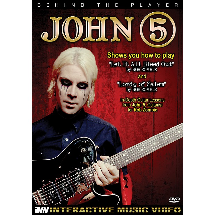 AlfredJohn 5 - Behind the Player (DVD)