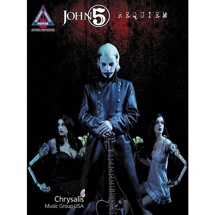 Hal LeonardJohn 5 - Requiem (Guitar Tab Songbook)