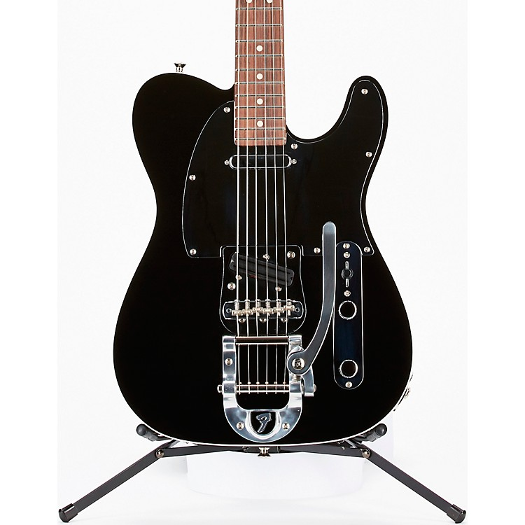 Fender Custom Shop John 5 Telecaster with Bigsby Electric Guitar Black Rosewood Fretboard