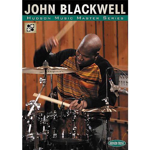 Hudson Music John Blackwell Master Series Masterclass DVD