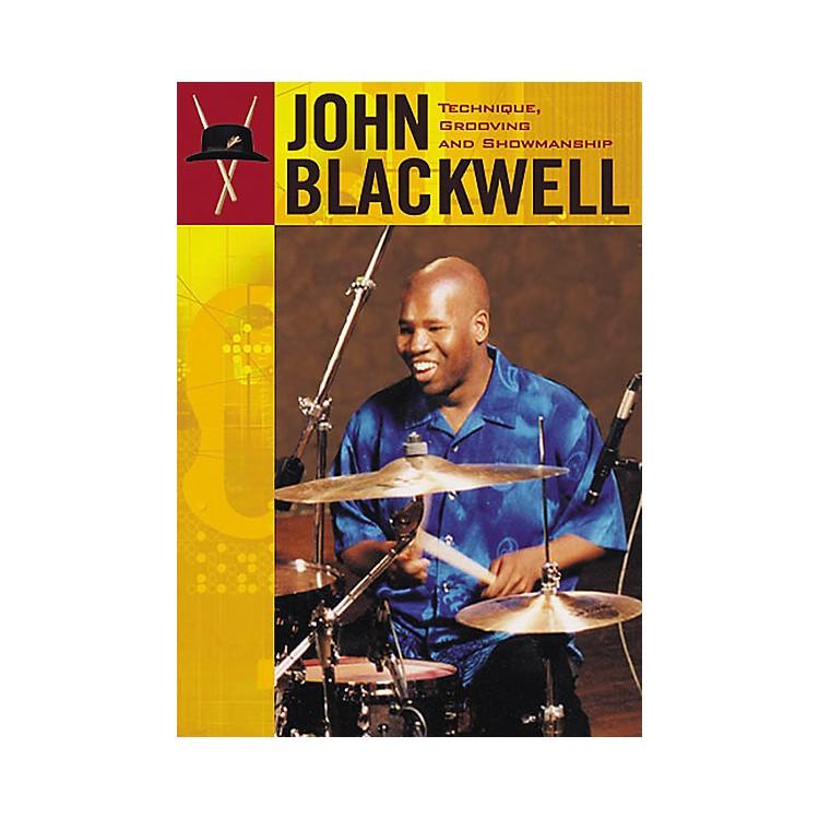 Hudson MusicJohn Blackwell Technique, Grooving and Showmanship 2-DVD Set