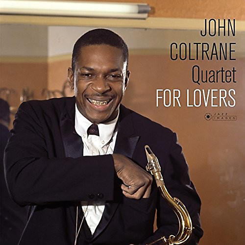 Alliance John Coltrane - For Lovers (Cover Photo By Jean-Pierre Leloir)