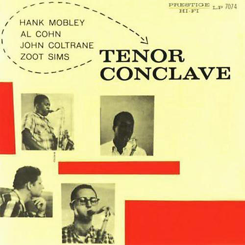 Alliance John Coltrane - Tenor Conclave