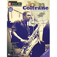 Hal Leonard John Coltrane Standards - Jazz Play-Along Volume 163 Book/CD