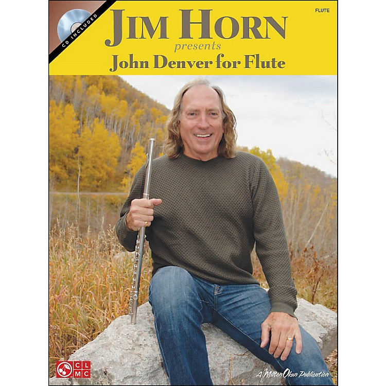Cherry Lane John Denver for Flute Book/CD
