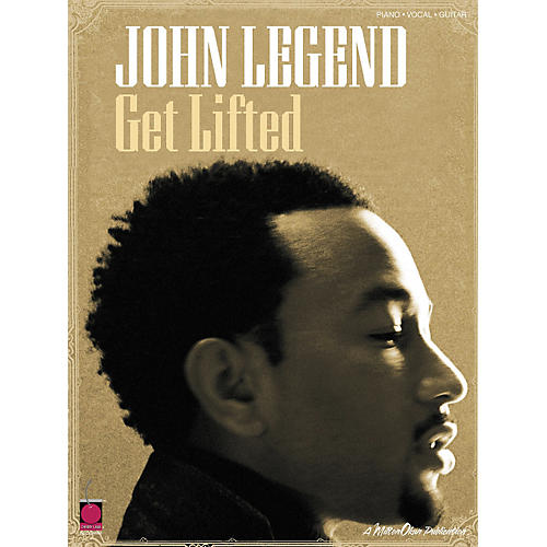 Hal Leonard John Legend - Get Lifted Piano, Vocal, Guitar Songbook