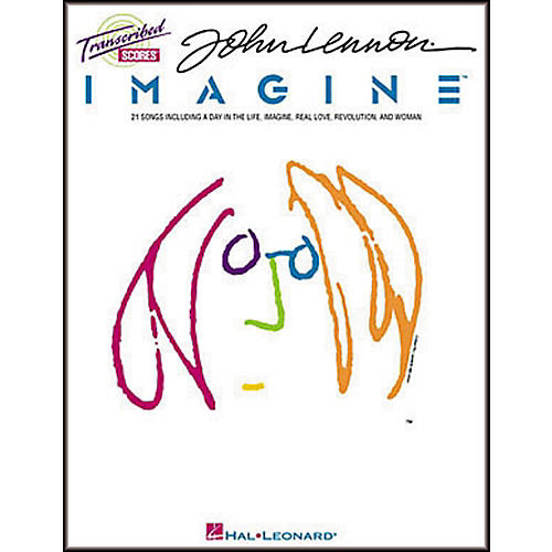 Hal Leonard John Lennon - Imagine Transcribed Score Book