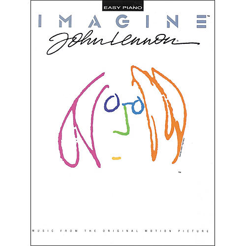 Hal Leonard John Lennon - Imagine for Easy Piano