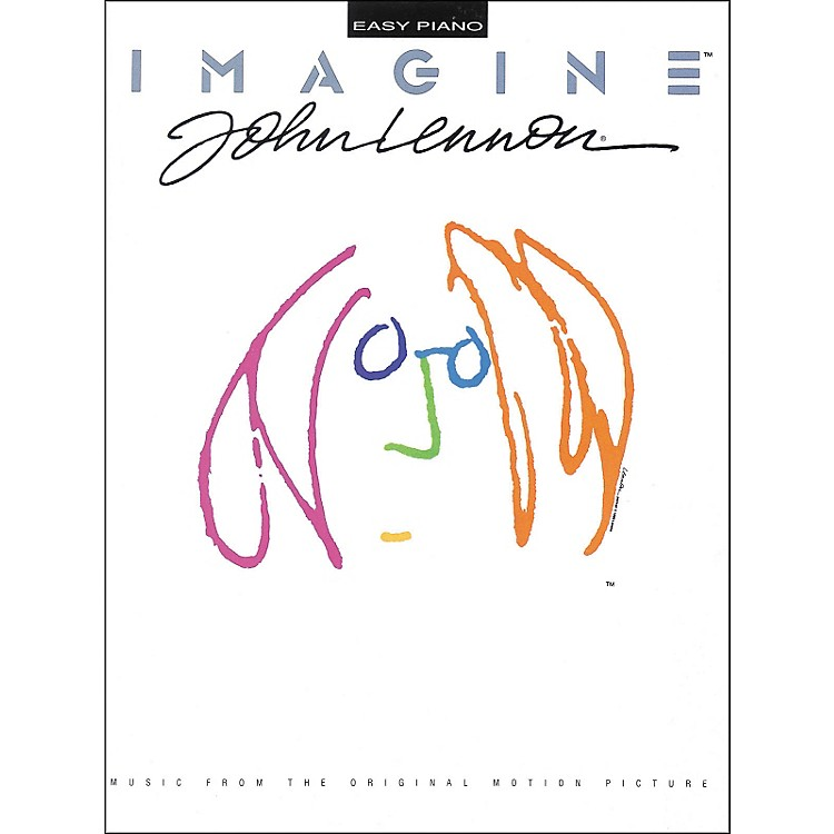 Hal LeonardJohn Lennon - Imagine for Easy Piano