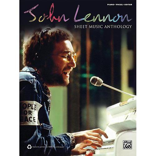 Alfred John Lennon - Sheet Music Anthology P/V/C Book-thumbnail
