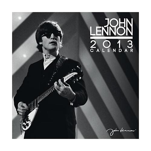 Browntrout Publishing John Lennon 2013 Square 12X12 Wall Calendar-thumbnail