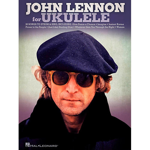Hal Leonard John Lennon For Ukulele-thumbnail
