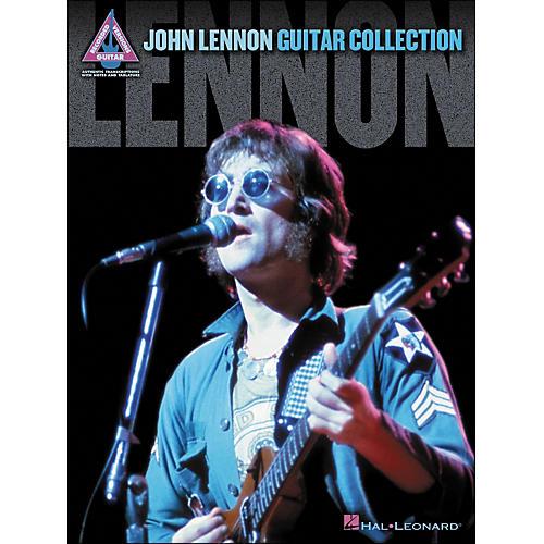 Hal Leonard John Lennon Guitar Collection Tab Book