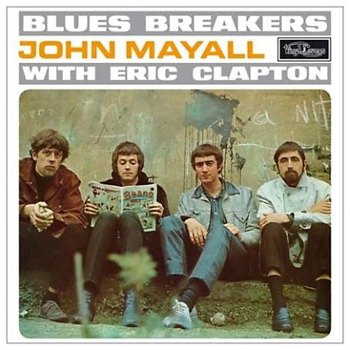 Alliance John Mayall - Blues Breakers with Eric Clapton