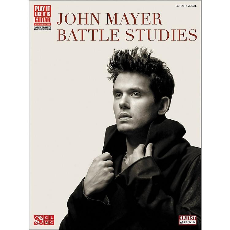 Cherry LaneJohn Mayer - Battle Studies Tab Book