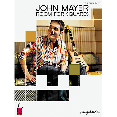 Hal Leonard John Mayer - Room for Squares Piano, Vocal, Guitar Songbook