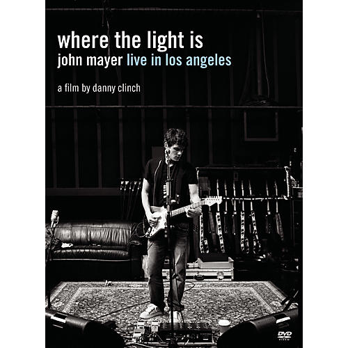 Sony John Mayer - Where The Light Is - Live in LA (DVD)-thumbnail