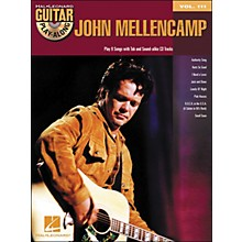 Hal Leonard John Mellencamp - Guitar Play-Along Volume 111 (Book/CD)