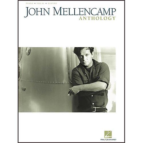 Hal Leonard John Mellencamp Anthology Songbook-thumbnail