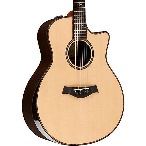 Taylor John Petrucci Artists Choice 916ce Grand Symphony Acoustic-Electric Guitar-thumbnail