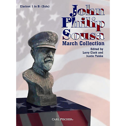 Carl Fischer John Philip Sousa March Collection - Clarinet 1-thumbnail
