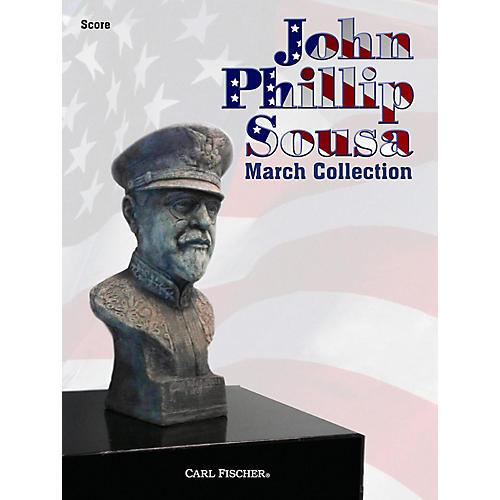 Carl Fischer John Philip Sousa March Collection - Full Score-thumbnail