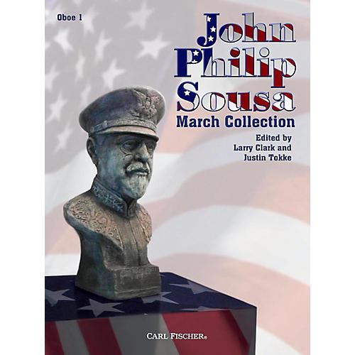Carl Fischer John Philip Sousa March Collection - Oboe 1-thumbnail