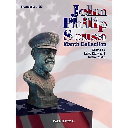 Carl Fischer John Philip Sousa March Collection - Trumpet 2-thumbnail
