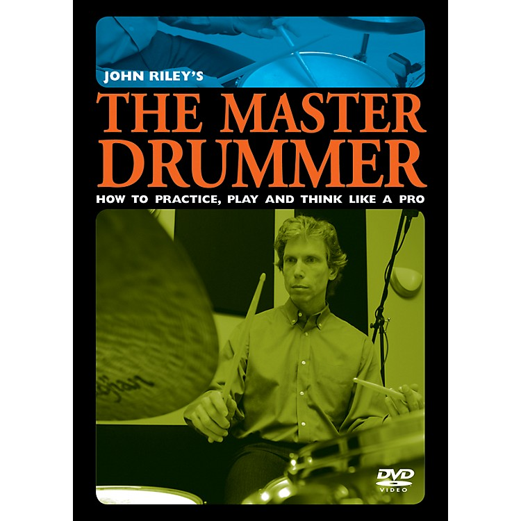 Alfred John Riley's The Master Drummer DVD