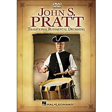 "Hal Leonard John S. Pratt - ""Traditional"" Rudimental Drumming (DVD)"