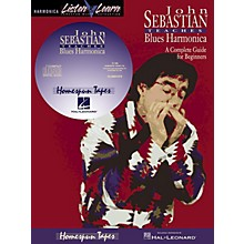 Homespun John Sebastian - Beginning Blues Harmonica Homespun Tapes Series Softcover with CD by John Sebastian