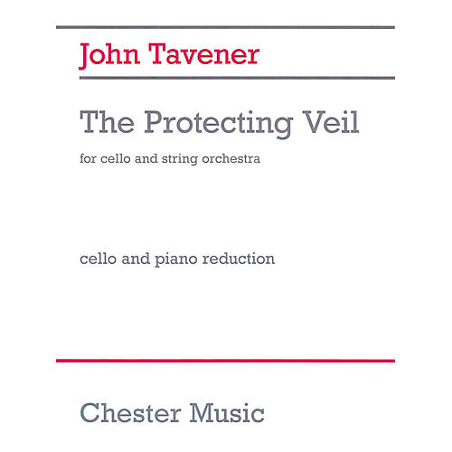 Chester Music John Tavener - The Protecting Veil Music Sales America Series Softcover-thumbnail