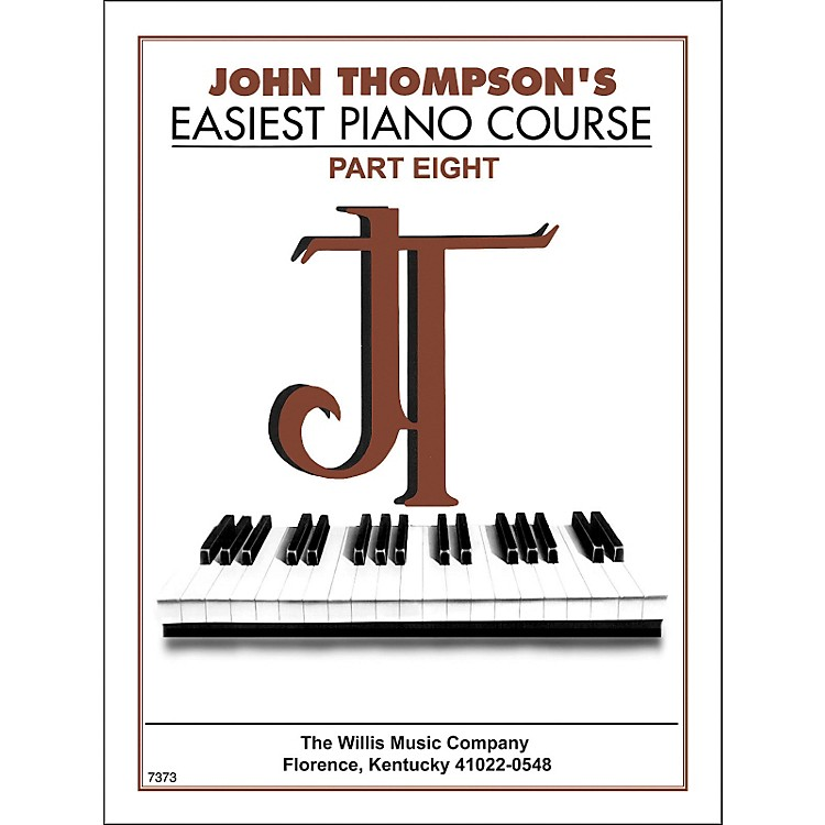 Willis Music John Thompson's Easiest Piano Course Book 6