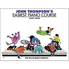 Willis Music John Thompson's Easiest Piano Course Part 4