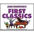 Willis Music John Thompson's First Classics Late Elementary Level for Piano  Thumbnail