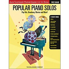 Willis Music John Thompson's Modern Course for Piano - Popular Piano Solos First Grade