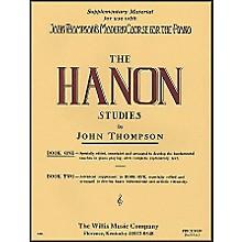 Willis Music John Thompson's Modern Course for The Piano Hanon Studies Book One