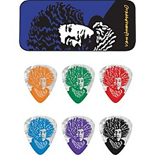 Dunlop John VanHanersvelt Jimi Pick Tin with 6 Picks
