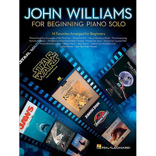 Hal Leonard John Williams for Beginning Piano Solo-thumbnail