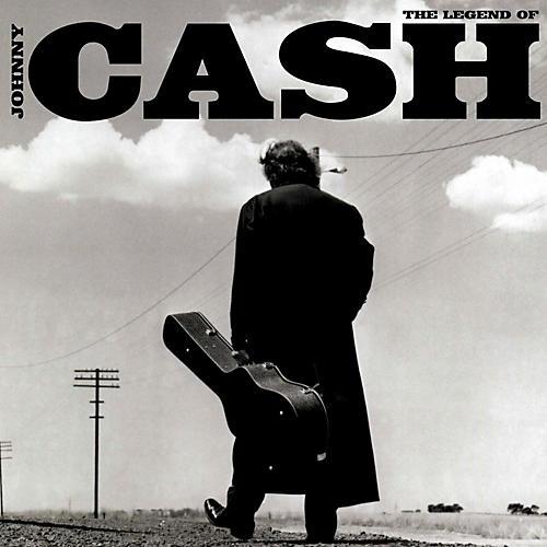Universal Music Group Johnny Cash - The Legend Of Johnny Cash LP-thumbnail