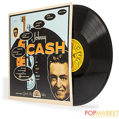 Alliance Johnny Cash - With His Hot & Blue Guitar