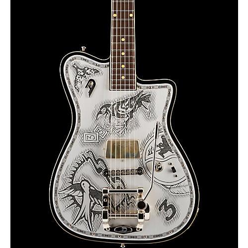 Duesenberg USA Johnny Depp Semi-Hollow Electric Guitar-thumbnail