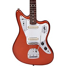 Johnny Marr Jaguar Electric Guitar Metallic KO Rosewood Fingerboard