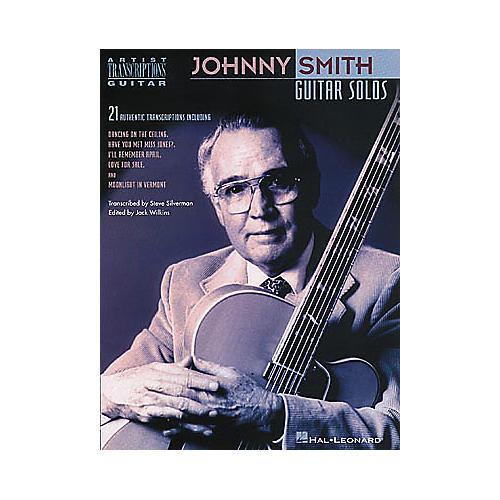 Hal Leonard Johnny Smith Guitar Solos (Guitar)-thumbnail