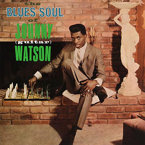 Alliance Johnny Watson - Blues Soul Of Johnny (guitar) Watson