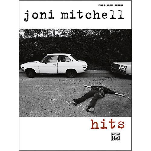 Alfred Joni Mitchell - Hits (Piano, Vocal, and Chords Book)-thumbnail